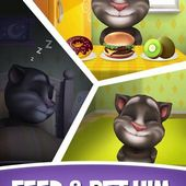 My Talking Tom MOD (999 000 000 coins)