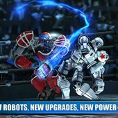 Real Steel World Robot Boxing MOD (A LOT OF MONEY)