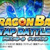 DRAGON BALL Tap Battle (Jn) 2014