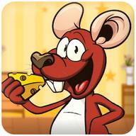 Run Rat To Cheese