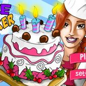 Cake Maker Cooking Master