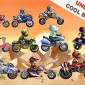 Mad Moto Racing Stunt Bike