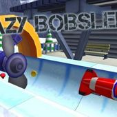 crazy bobsleigh sochi 2014