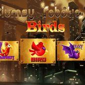 ClumsyRoboticBirds