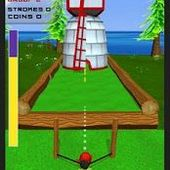Bird Mini Golf