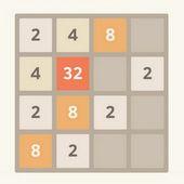 2048 Puzzle Number