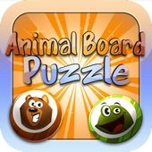 Animal Board Puzzle Gold