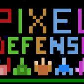 Pixel Defense