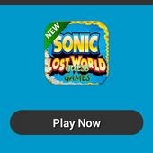 Sonic Lost World Guess Games