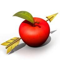 Hit the Apple!