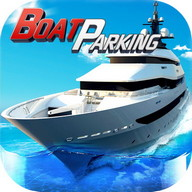 3D Boat Parking Racing Sim