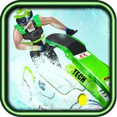 Jet Ski Water Racing Gold