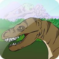 恐竜発掘:T-レックス