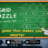 Grid Puzzle Logic Game