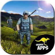 Bergscharfschützenschießen: 3D FPS Mission