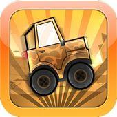 Tricky Truck Safari Competiton GOLD