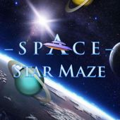 Space Star maze Game Free