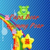 Papa Bear Gummy Pear game free