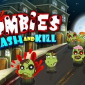 Zombies Smash And Kill Again