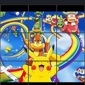Pikachu Puzzle Game