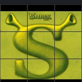 Shrek Puzzle Game