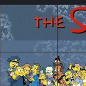 Simpsons Puzzle Game