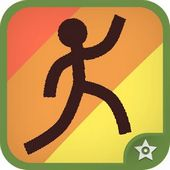 Jumping Stickman