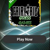 Fairy Tail Guess Games
