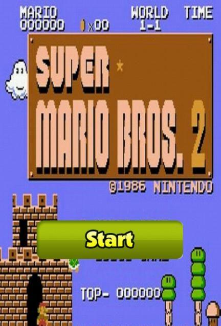اللعبة الغنية التعريف Super Mario Bros بشكل جديد