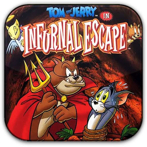 ���� ��������� ������� ��� � ���� Tom and Jerry in Infurnal Escape