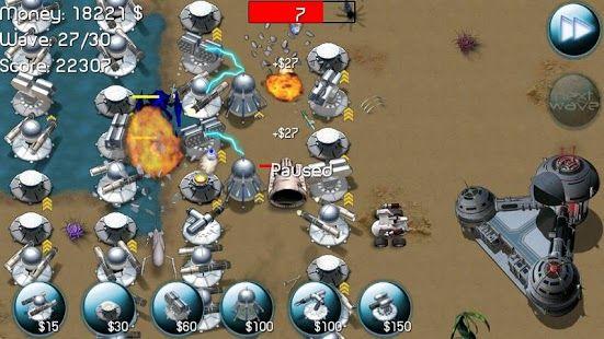 Tower Defense Nexus Defense
