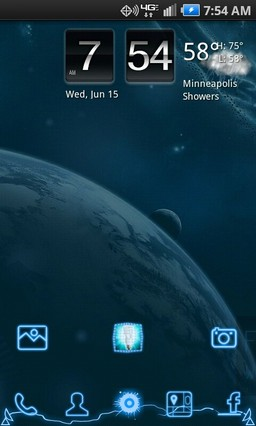 Future Go Launcher Ex Theme.apk