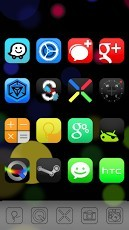 Ultimate iOS7 Apex Nova Theme v1.571