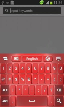 Pink Aura Keyboard-release
