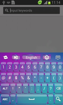 Next Awesome Keyboard
