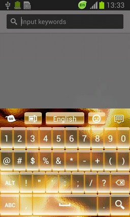 Fire Flow Keyboard
