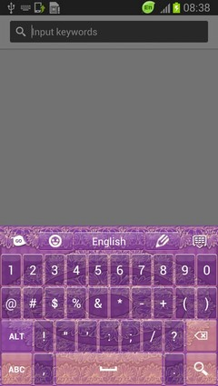 Lace GO Keyboard