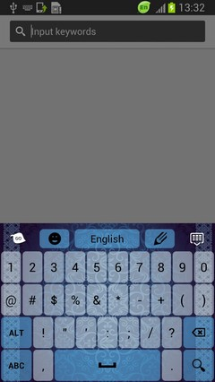 Elegant Theme Keyboard