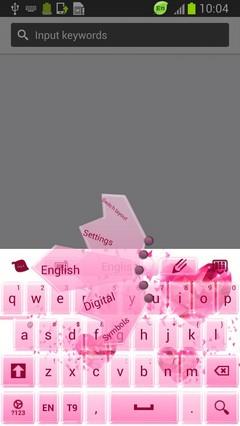 Diamonds Keyboard
