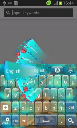Life Tree Keyboard