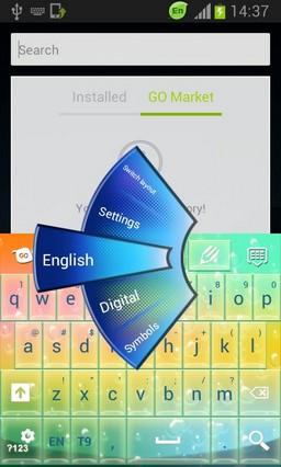 Keypad Color Plus