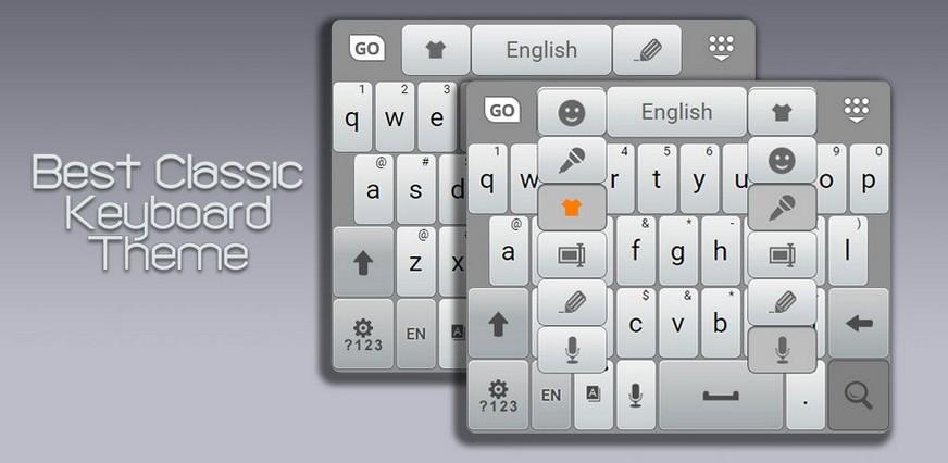 Best Classic Keyboard Theme