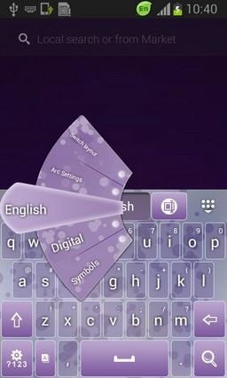 Keyboard Plus Theme