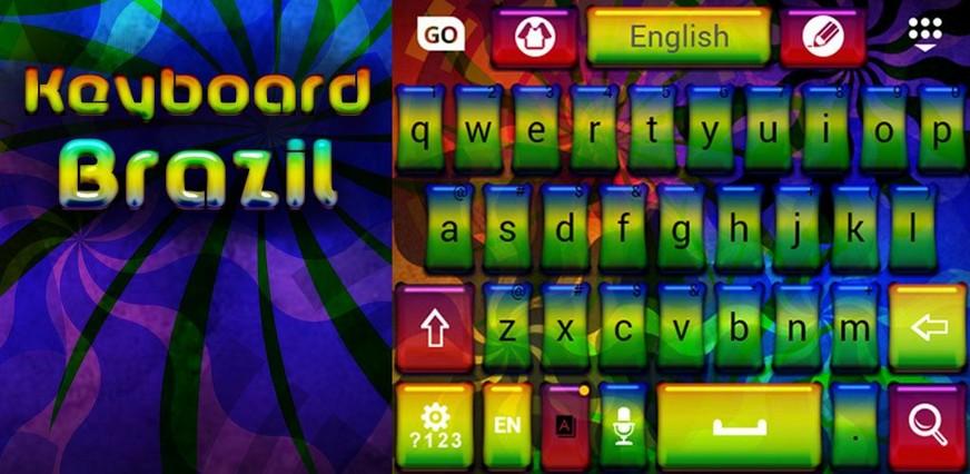 Keyboard Brazil