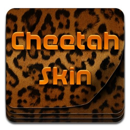 Cheetah Skin Keyboard