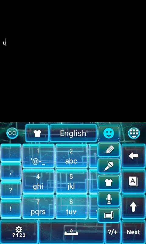 Electric Circuit Keyboard