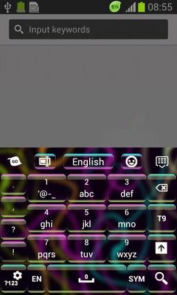 Super Cool Neon Keyboard-release