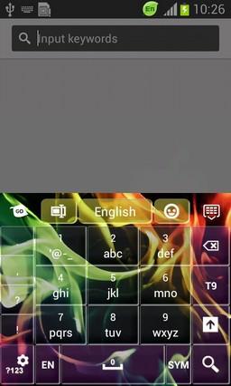 Color Blaze Keyboard