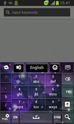Nebula Keyboard