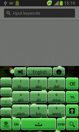 Fireflies Dance Keyboard